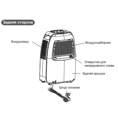 Осушитель CH-D005WD2-12LD
