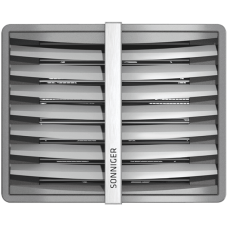 Водяной тепловентилятор HEATER Mix