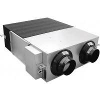 Приточно-вытяжная установка с рекуперацией тепла и влажности Idea AHE-100W/D