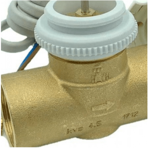 Клапан двухходовой с сервоприводом VA-VEH202TA (Belimo EXT-SW-E202V4C7)