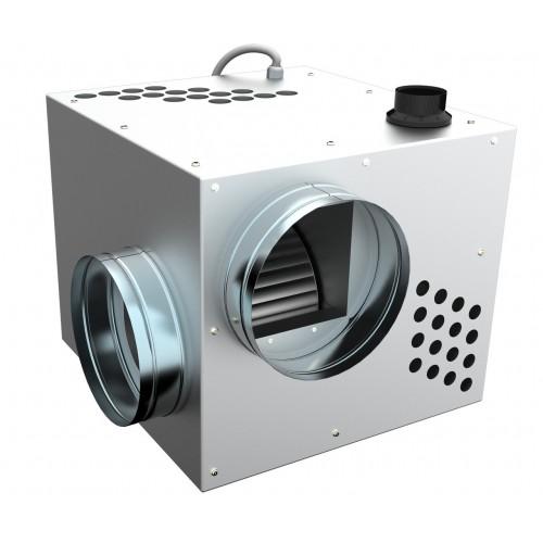 Вентилятор каминный центробежный Dospel KOM 400 II 125 Доспел