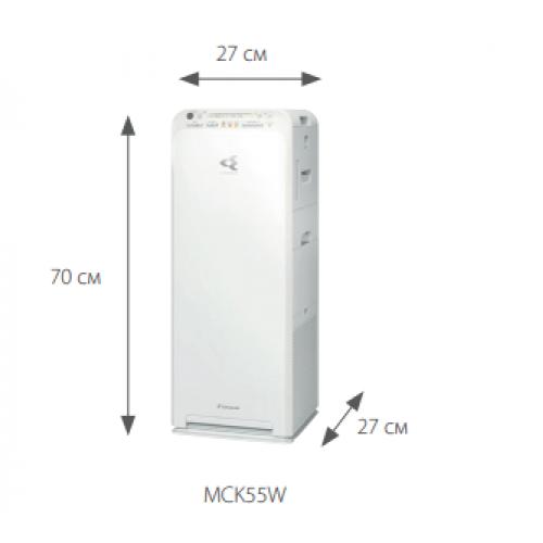 Очиститель воздуха MCK55W