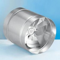 Вентилятор канальный с осевым вентилятором Флюгер (Fluger) OB 200