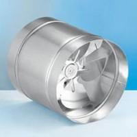 Вентилятор канальный с осевым вентилятором Флюгер (Fluger) OB 250