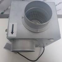Каминный центробежный вентилятор ВЕНТС КАМ ЭкоДуо 125