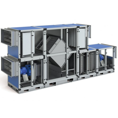 Кондиционеры центральные каркасно-панельные КЦКП-50