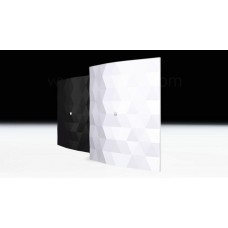 БЫТОВОЙ ОСЕВОЙ ВЕНТИЛЯТОР DOSPEL (ДОСПЕЛ) Black&White 120 S Black
