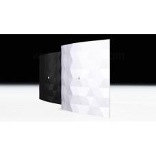 БЫТОВОЙ ОСЕВОЙ ВЕНТИЛЯТОР DOSPEL (ДОСПЕЛ) Black&White 100 S Black