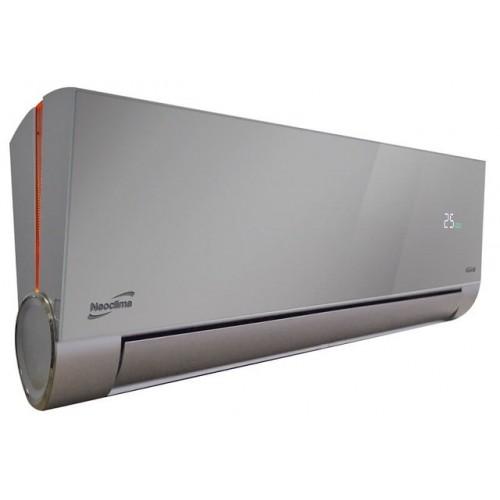 Кондиционер NS-12EHVIws1/NU-12EHVI1 ArtVogue Inverter R32 Wi-Fi Ready Silver