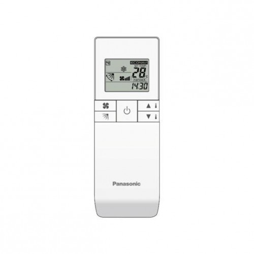 Канальный кондиционер Panasonic S-140PF1E5B/U-140PZH2E5/CZ-RTC5B inverter R32