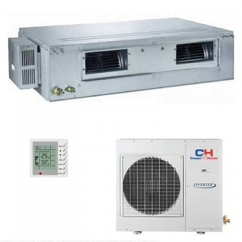 Внутренний блок канального типа Cooper&Hunter CH-ID24NK4/CH-IU24NK4 Inverter