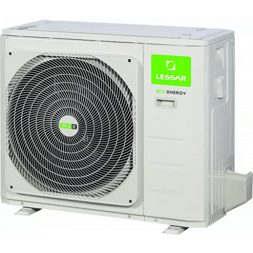 Кассетный кондиционер Lessar LS-HE36BMA4/LU-HE36UMA4/LZ-B4IB inverter