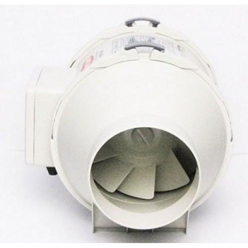 Осевой канальный вентилятор Bahcivan Motor BMFX 200