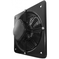 Осевой вентилятор Dospel WOKS Ø200 (квадратный корпус)