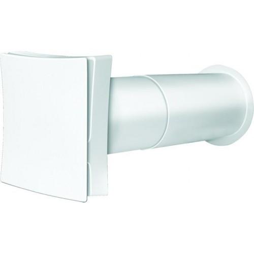 Стеновой проветриватель (приточный клапан) Вентс ПС 100