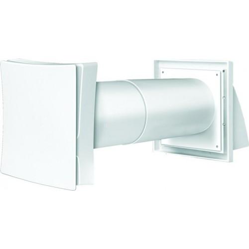 Стеновой проветриватель (приточный клапан) Вентс ПС 102