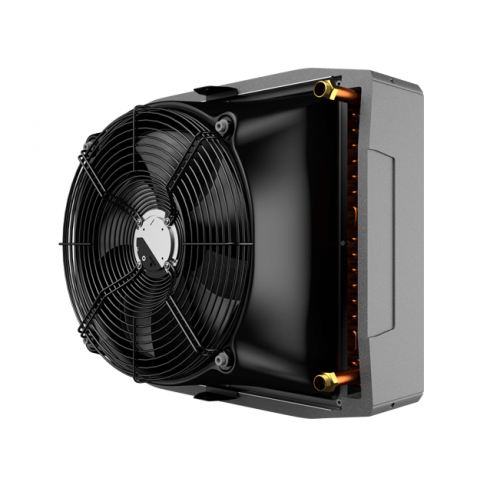 Водяной тепловентилятор Flowair LEO L2 с консолью