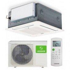 Кассетный кондиционер Lessar LS-HE18BСOA2/LU-HE18UOA2/LZ-B4COB inverter