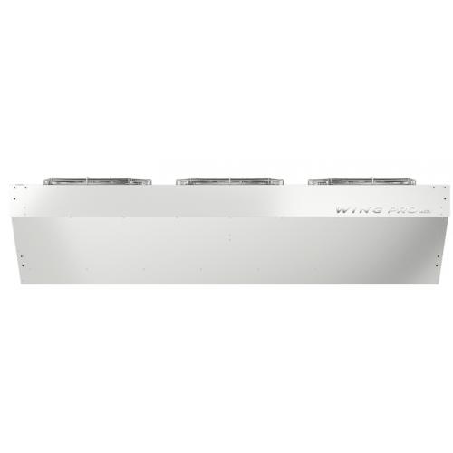 Тепловая завеса с водяным нагревателем WING PRO W150 R1 EC