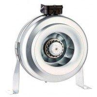 Круглый канальный вентилятор Bahcivan Motor BDTX 125