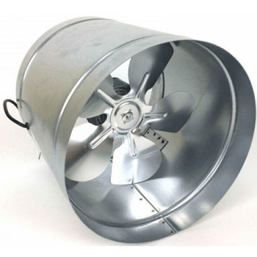 Канальный осевой вентилятор Dospel WB Ø150