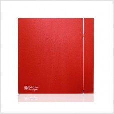 Soler Palao SILENT-200 CZ RED DESIGN -4C (230V 50)