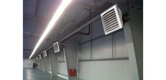 Тепловентиляторы для любых помещений